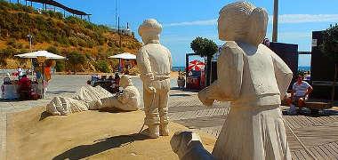 Algarve con niños