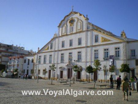 El Ayuntamiento de Portimao.