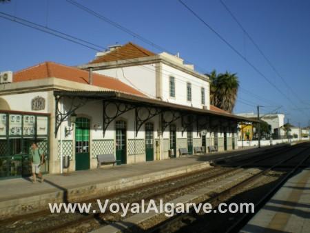 Estación de Faro