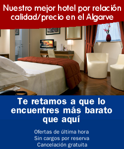 Hoteles Booking Algarve